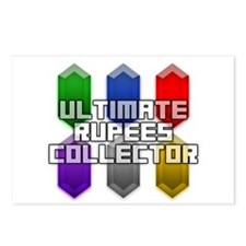 Ultimate Rupees Collector - Postcards (Package of