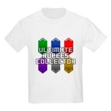Ultimate Rupees Collector - Kids T-Shirt
