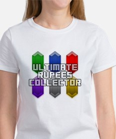 Ultimate Rupees Collector - Women's T-Shirt