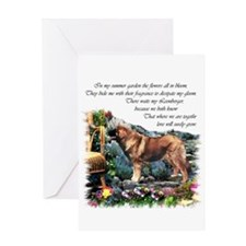Leonberger Art Gifts Greeting Card