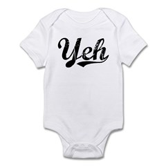 Yeh (vintage) Infant Bodysuit