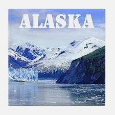 Beautiful Scenic Alaska Tile Coaster