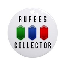Rupees Collector - Keepsake (Round)