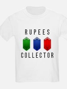 Rupees Collector - Kids T-Shirt