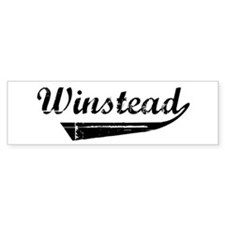 Winstead (vintage) Bumper Bumper Stickers