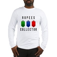 Rupees Collector - Long Sleeve T-Shirt