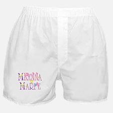 McKENNA MARIE Boxer Shorts