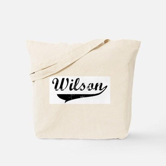 Wilson (vintage) Tote Bag