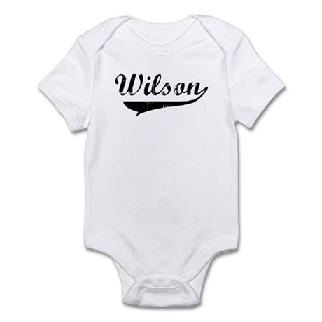 Wilson (vintage) Infant Bodysuit