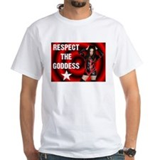 Respect the Goddess Shirt