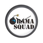 Obama Squad Wall Clock