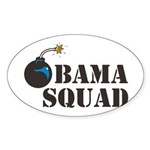 Obama Squad Oval Sticker