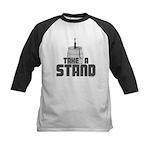 Take a Stand Kids Baseball Jersey