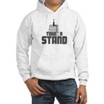 Take a Stand Hooded Sweatshirt