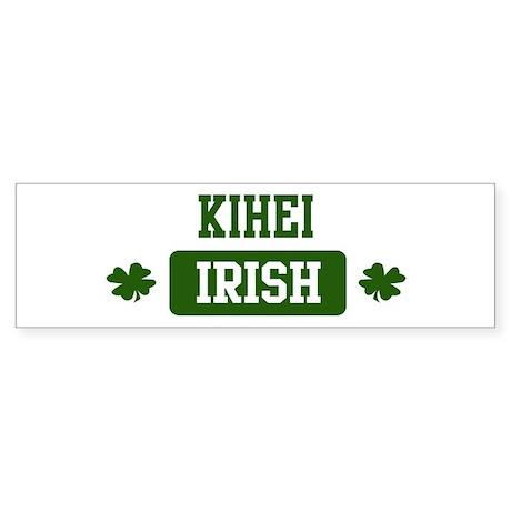 Kihei Irish Bumper Sticker