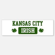 Kansas City Irish Bumper Bumper Bumper Sticker