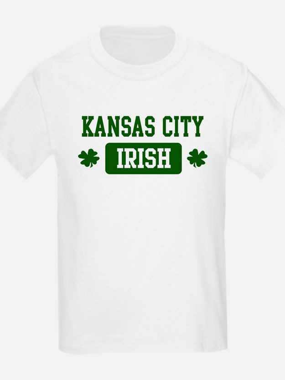 Kansas irish t shirts shirts tees custom kansas irish for Custom shirts kansas city
