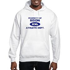 Bison Hoodie
