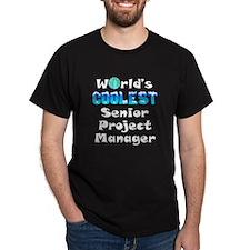 World's Coolest Senio.. (A) T-Shirt