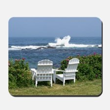 Downeast Oceanfront View Mousepad