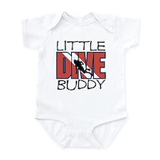 Little Dive Buddy Onesie