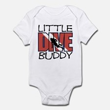 Little Dive Buddy Onesie