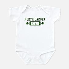 North Dakota Irish Infant Bodysuit
