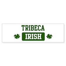 Tribeca Irish Bumper Bumper Sticker