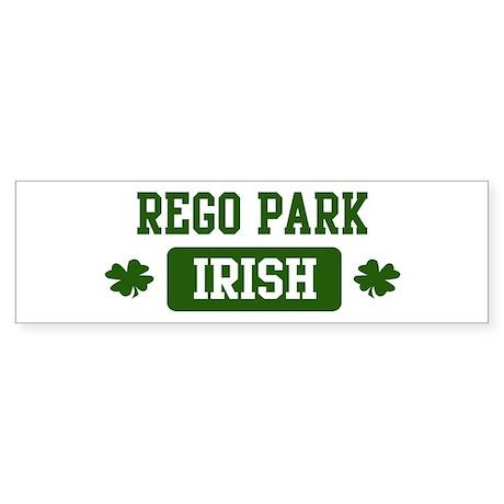 Rego Park Irish Bumper Sticker