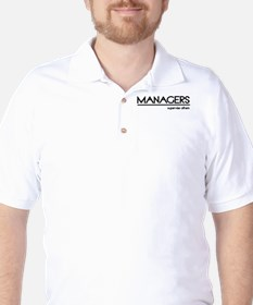 Manager Joke T-Shirt