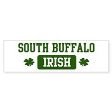 South Buffalo Irish Bumper Bumper Sticker