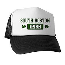 South Boston Irish Trucker Hat