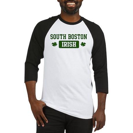 South Boston Irish Baseball Jersey