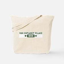 Van Cortlandt Village Irish Tote Bag