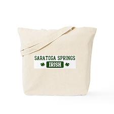 Saratoga Springs Irish Tote Bag