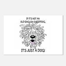 If it's not an OES Postcards (Package of 8)