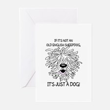 If It's Not An Old Engli Greeting Cards (Pk of 10)