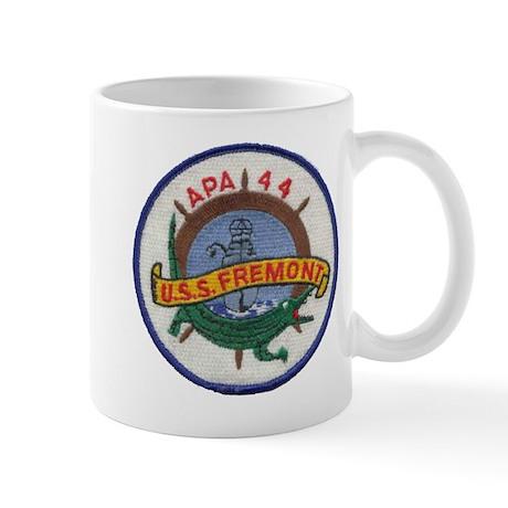 USS FREMONT Mug