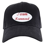 TEAM Hammond REUNION Black Cap