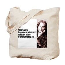 "Wilde ""Some Cause"" Tote Bag"