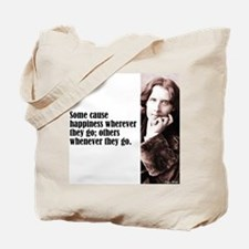 """Wilde """"Some Cause"""" Tote Bag"""