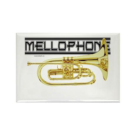 Mellophones Rectangle Magnet