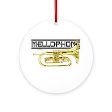 Mellophones Ornament (Round)