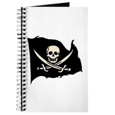 Calico Jack Pirate Flag Journal