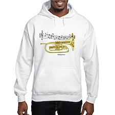 Mellophone Music Hoodie