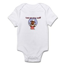 have you any wool ? Infant Bodysuit