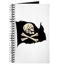 Henry Avery Pirate Flag Journal