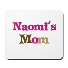Naomi's Mom Mousepad