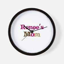 Renee's Mom Wall Clock