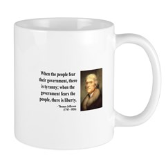 Thomas Jefferson 6 Mug